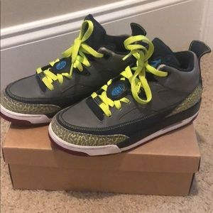 Authentic Air Jordan's youth size